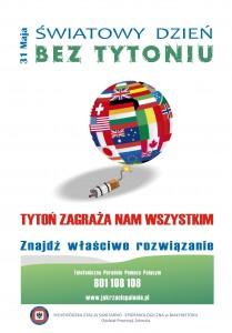 Plakat ŚDbT_glob